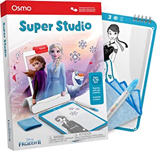 Osmo Super Studio Frozen2 (2019) Electronic Learning and Education Toy