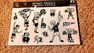 Rico NFL Small Family Sticker