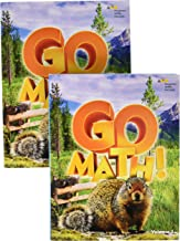Go Math! (StA): Student Edition Set Grade 4 2016