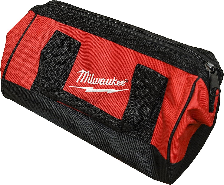 Milwaukee Bag 13x6x8 Baltimore Mall inch Heavy Long-awaited Tool Canvas Duty
