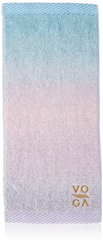 重なる孤独くつろぐヴォーガ(VOGA) プレミアムパーム?ビューティタオル twilight 14×32cm