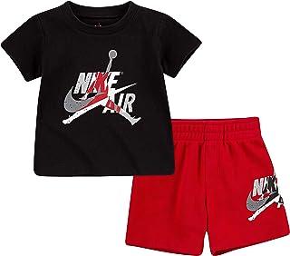 Nike Air Jordan Set 2 PC Tuta Bambino Nera 656941-R78