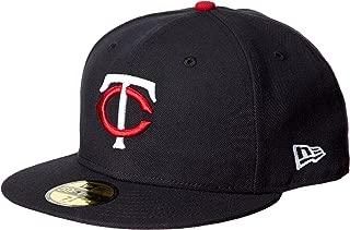 [ニューエラ] ベースボールキャップ MLB ACPERF ミネソタ・ツインズ 17J [ユニセックス] 11449359