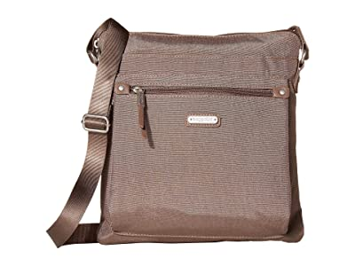 Baggallini New Classic Go Bagg with RFID Phone Wristlet (Portobello Shimmer) Bags