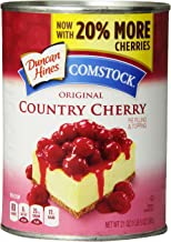 Comstock Country Fruit Pie Filling & Topping, Cherry, 21 oz
