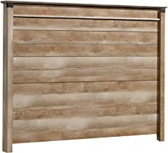 Sauder 423034 Carson Forge Panel Headboard, Full/queen, Lintel Oak finish