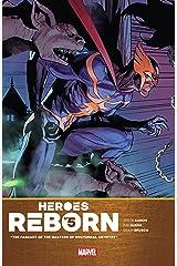 Heroes Reborn #5 (of 7) (Heroes Reborn (2021)) Kindle Edition