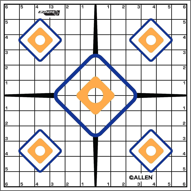 Allen EZ See Adhesive Grid Target, 30cm