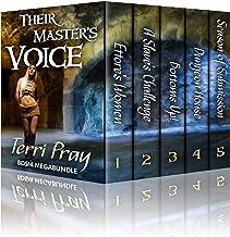 Their Master's Voice: Five Full-Length Bondage Books: The Terri Pray BDSM MegaBundle