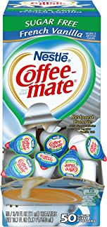 Best calories in coffee mate creamer cups french vanilla Reviews