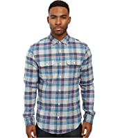 Original Penguin - Long Sleeve Brushed Cotton Plaid