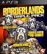 $29 » Borderlands Triple Pack - PlayStation 3