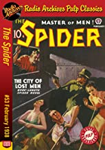 The Spider eBook #53: The City of Lost Men