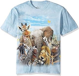 The Mountain Men's African Selfie T-Shirt
