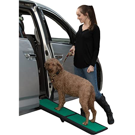 Pet Gear Travel Lite Ramp With Supertrax Surface For Maximum Traction 4 Models To Choose From 42 71 In Long Supports 150 200 Lbs Find The Best Fit For Your Pet Black Green Küche