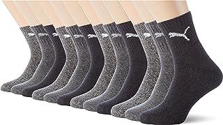 Puma 12 pair Sport Socken Short Crew Tennis Socks Gr. 35-49 Unisex