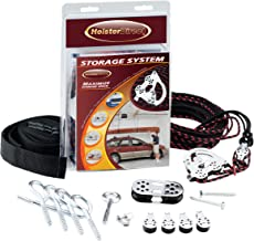 Hoister Direct 7803.12 - Overhead Storage Hoist for Jeep Top Removal, Truck Caps, Bikes, SUP, Dinghies, Canoes, Kayaks, Surfboards and More. Mount in Your Garage, Shop, Anywhere with a Ceiling.