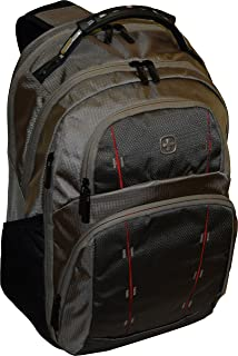 """Wenger SwissGear Tandem Backpack with 16"""" Laptop Pocket -Taupe"""