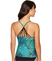 Jantzen - Palm Springs V-Neck Tankini