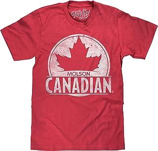 canadian shirt sizes