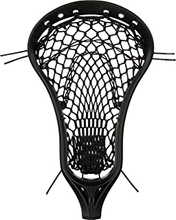 String King Women's Legend W Strung Lacrosse Head with Type W Mesh (Assorted Colors)