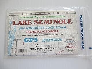 Best lake seminole topo map Reviews