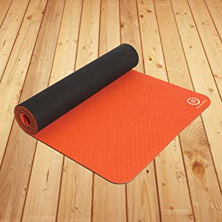 Natural Fitness Powerhouse Pro Yoga Mat (24 x 72-Inch x 9.5-mm)