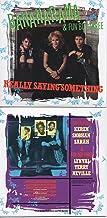 CD SINGLE - Bananarama - REALLY SAYING SOMETHING (with Fun Boy Three) 7-TRACK CARD SLEEVE - CDSINGLE