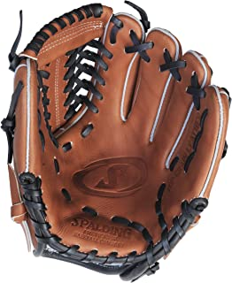 Spalding True to the Game Series Modified Trap Web 11-inch Fielding Glove - Right-Handed Thrower (42-060)
