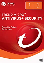 Image of Trend Micro AntiVirus+ 2018...: Bestviewsreviews