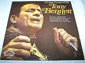Tony Bennett: The Very Thought Of You (Harmony) [VINYL LP] [STEREO]