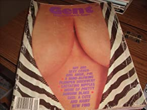 Gent Adult Magazine Home of the D Cups Sept 1982 Lactating Nipples