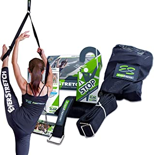 EverStretch Leg Stretcher: Get More Flexible with The Door Flexibility Trainer PRO: Premium Stretching Equipment for Balle...