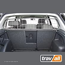 Travall Liner TBM1195 Vehicle-Specific Black Rubber Boot Mat Liner