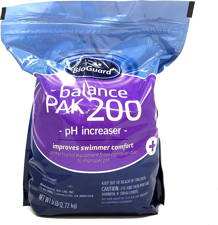 BioGuard Balance Pak 6lb 200 5 ☆ popular Alternative dealer