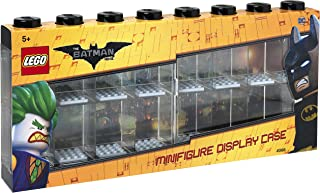 LEGO Batman Minifigure Display Case 16 Black