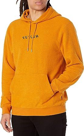 Volcom Men's Hever P/O Hooded Sweatshirt
