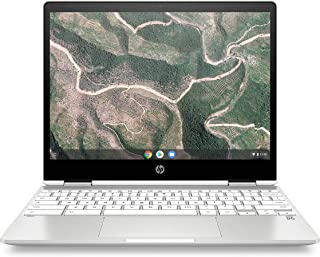 Portátil HP Chromebook X360 12b-ca0010nf Silver Celeron N4020 4GB DDR4 32GB eMMC Intel UHD Graphics HD+ Ultra Slim IPS Chr...