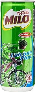 MILO Calcium Plus Can, 240ml, (Pack of 24)
