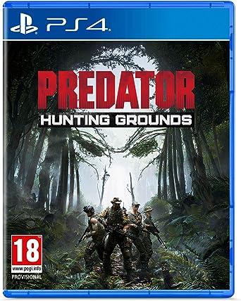 Predator: Hunting Grounds en Amazon