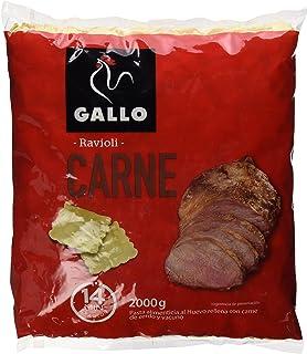 comprar comparacion Gallo Ravioli Carne - 2000 gr