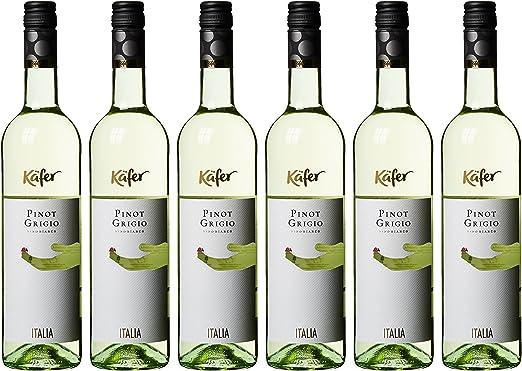 Feinkost Käfer Pinot Grigio Trocken 6 X 0 75 L Bier Wein Spirituosen