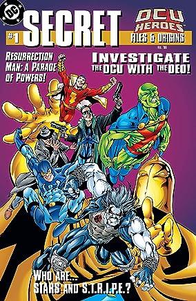 DCU Heroes Secret Files (1998) #1 (DC Secret Files) (English Edition)