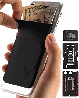Best stick on wallet for phone case Reviews