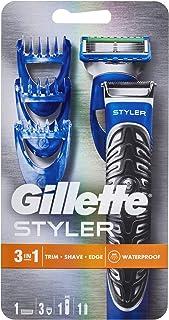 Gillette Gillette The All-Purpose Styler Beard Trimmer Razor & Edger, Men's Razor/Blades, 0.13800000000000001 kilograms