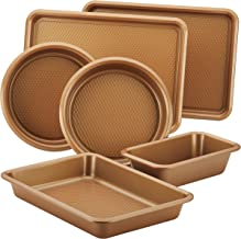Ayesha Curry Bakeware Sets 6-Piece Copper
