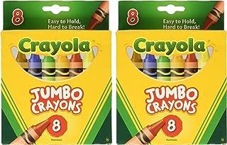 Best crayola 8 jumbo crayons Reviews