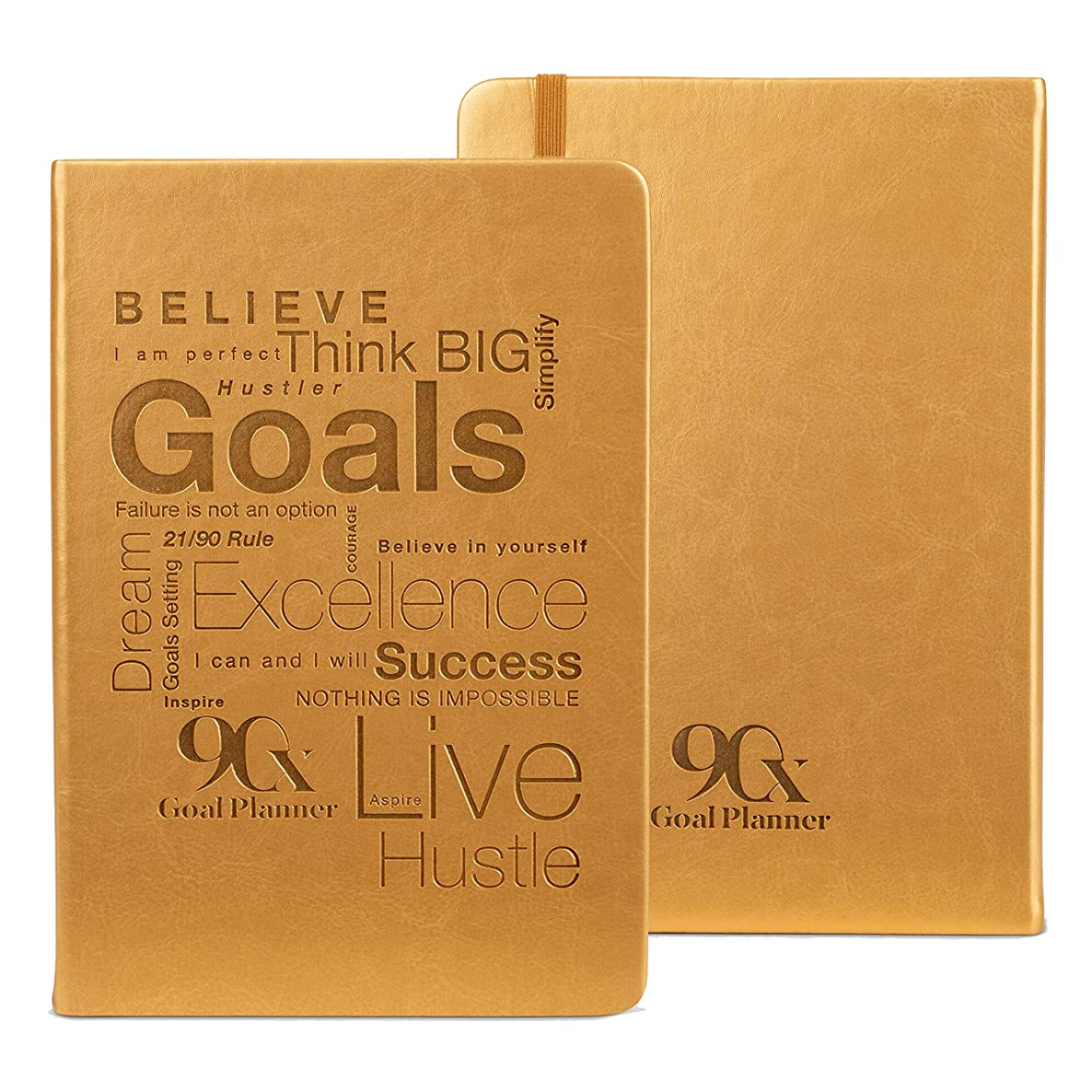 90X 90 Day Goal Planner YARIN - Daily, Weekly, Monthly Productivity Organizer