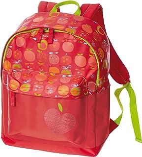 sigikid, Mädchen, Kinder Rucksack groß, Apfelherz, Rot, 24636