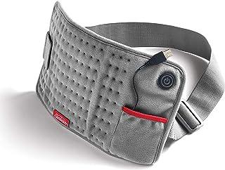 Sunbeam GoHeat USB Powered Heating Pad, Gray